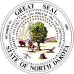 seal of North Dakota state