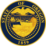 Seal of Oregon state