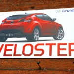 Hyundai Veloster advertising