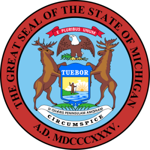 Michigan state seal