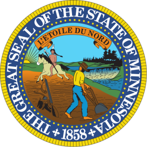 Seal of Minnesota state