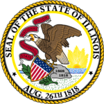 Seal of Illinois state