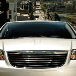 White Chrysler Town